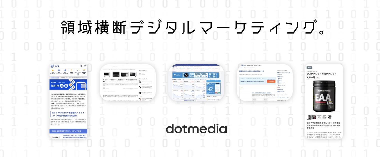 ドットメディア株式会社
