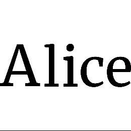 株式会社Alice