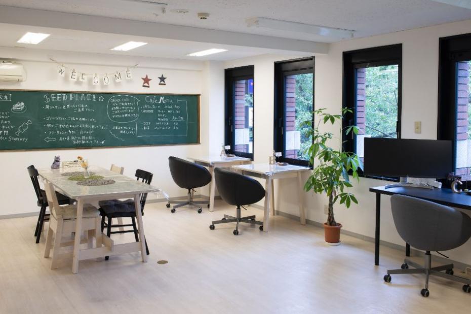 広報PR募集!共創型シェアオフィス / コワーキングスペース『SEEDPLACE』のブランディング戦略の立案と実施をお願いします