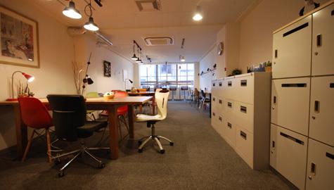 東京都台東区にあるコワーキングスペース シェアオフィスMCオフィス上野