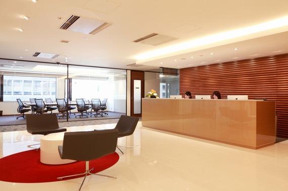東京都港区にあるコワーキングスペース コンパスオフィス 虎ノ門