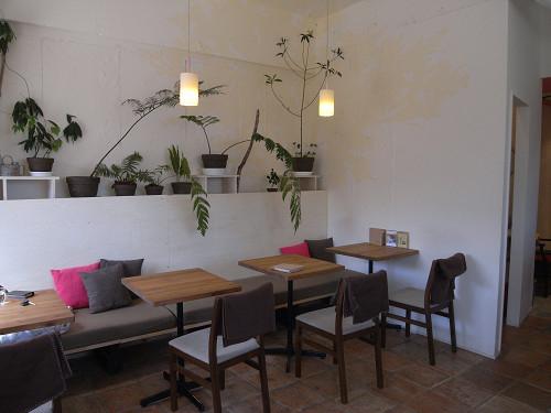 奈良県奈良市にあるコワーキングスペース いつか森なるにカフェ