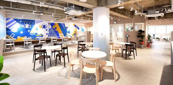 大阪府大阪市北区にあるコワーキングスペース billage OSAKA 大阪駅前第一ビル(ビレッジオオサカ)