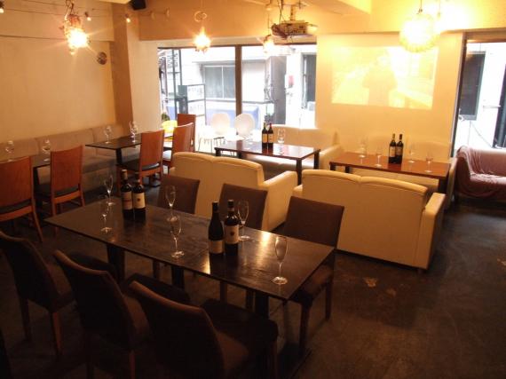 東京都渋谷区にあるコワーキングスペース selfwork渋谷AJITO WONDER DINING店