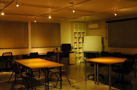 山梨県甲府市にあるコワーキングスペース Innovative Coworking Space ラボこうふ(イノベイティブ コワーキングスペース)