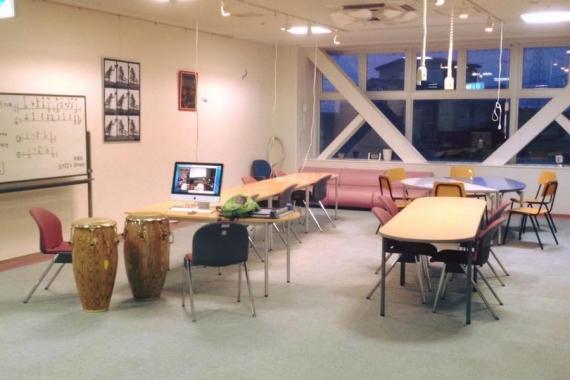 富山県南砺市にあるコワーキングスペース 南砺市福光会館