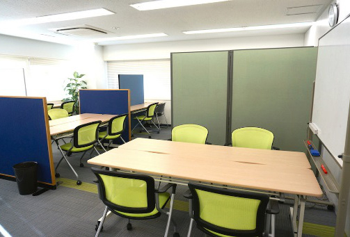 東京都千代田区にあるコワーキングスペース 一番町インキュベーションセンター