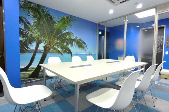 東京都港区にあるコワーキングスペース Kizasu.Office(キザス オフィス)