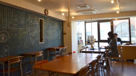 東京都世田谷区にあるコワーキングスペース BUSHITSUシモキタザワ(ブシツ)