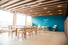 滋賀県湖南市にあるコワーキングスペース 今プラス