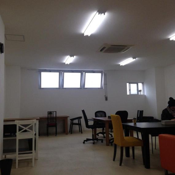 鹿児島県鹿児島市にあるコワーキングスペース Coworking Space Ants(アンツ)