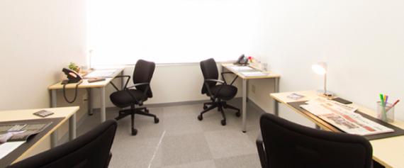 東京都港区にあるコワーキングスペース オープンオフィス青山セントラル