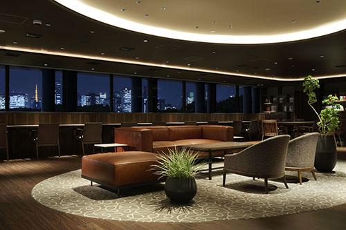 東京都千代田区にあるコワーキングスペース Business-Airport Tokyo(ビジネス エアポート 東京)