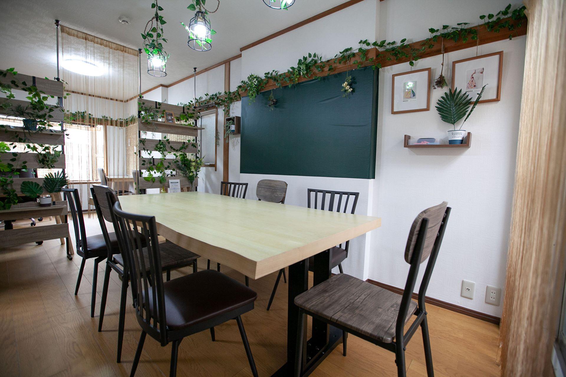 東京都北区にあるivyCafe NEIGHBOR&WORK 王子(アイビーカフェ ネイバー&ワーク 王子)