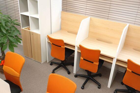 兵庫県西宮市にあるコワーキングスペース office lien(オフィス リアン)