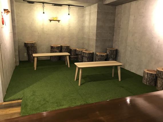 東京都新宿区にあるコワーキングスペース 無人島