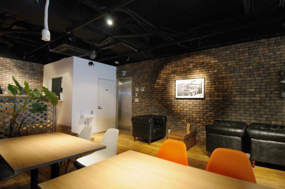 愛知県名古屋市中区にあるコワーキングスペース DIVISION(ディビジョン)