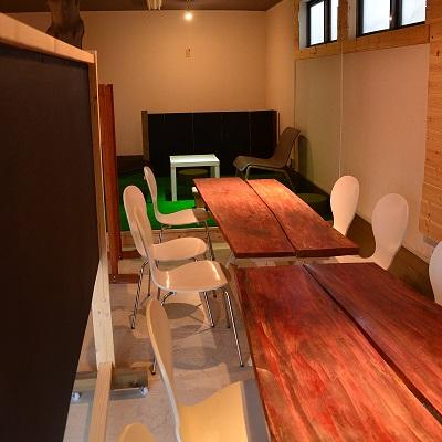 宮城県角田市にあるコワーキングスペース コワーキングスペース Gomboppa(ゴンボッパ)