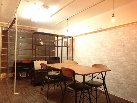 東京都中央区にあるコワーキングスペース Community Dimension