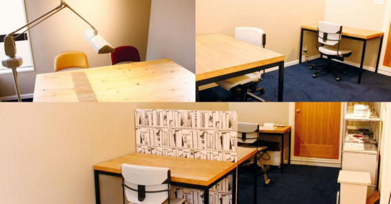東京都目黒区にあるコワーキングスペース JIYUGAOKA GOOD WORKERS OFFICE(自由が丘グッドワークスオフィス)