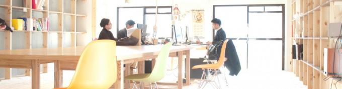 コワーキングスペース cocoffice薬院(ココフィス)メインイメージ