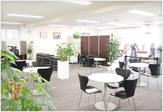 東京都港区にあるコワーキングスペース ワンストップビジネスセンター田町店