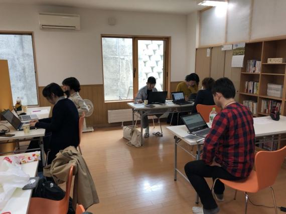 長野県長野市にあるコワーキングスペース コワーキングスペース長野
