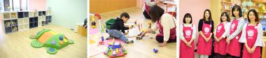 母と子がともに育み成長する空間をコワーキング CoCoプレイス
