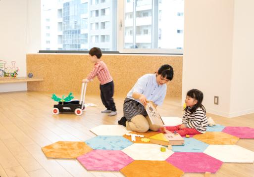 東京都江東区にあるコワーキングスペース room EXPLACE東陽町