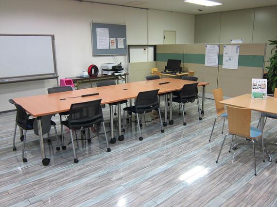 山形県鶴岡市にあるコワーキングスペース Coworking Space Tsuruoka エキイチ