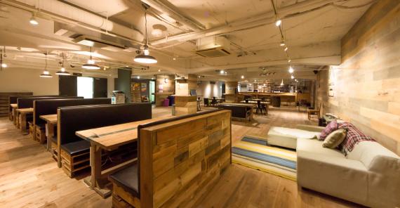 東京都台東区にあるコワーキングスペース いいオフィス