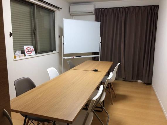 東京都足立区にあるコワーキングスペース コワーキングスペース・イベントスペース タイニーボート