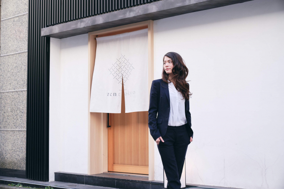 東京都中央区にあるコワーキングスペース hotel zen tokyo(ホテル ゼン トーキョー)