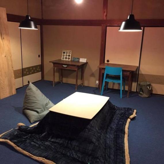 京都府綾部市にあるコワーキングスペース 綾部コワーキング新宮