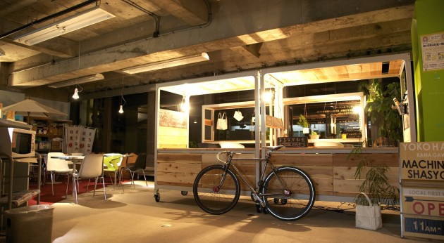 神奈川県横浜市中区にあるmass×mass関内フューチャーセンター(マスマス)