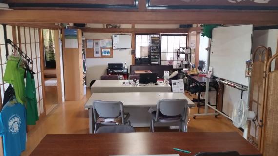 長野県安曇野市にあるコワーキングスペース Azumino Coworking(安曇野コワーキングスペース)