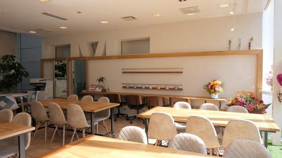 福岡県福岡市中央区にあるコワーキングスペース ウィズスクエア福岡