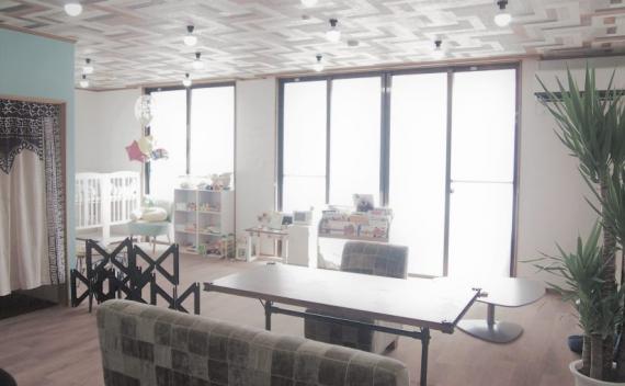 広島県広島市安佐南区にあるコワーキングスペース ポリフォニースペース オンオフ