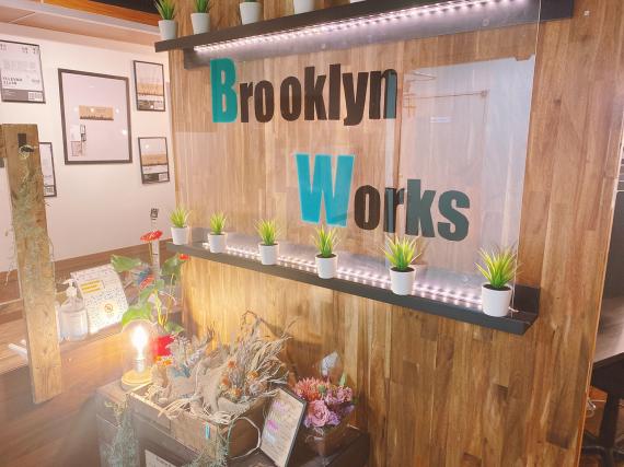 神奈川県横浜市鶴見区にあるコワーキングスペース Brooklyn Works