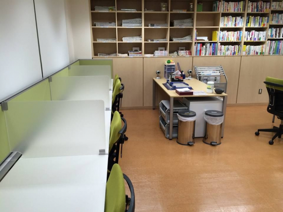 東京都新宿区にあるコワーキングスペース 新宿区立高田馬場創業支援センター
