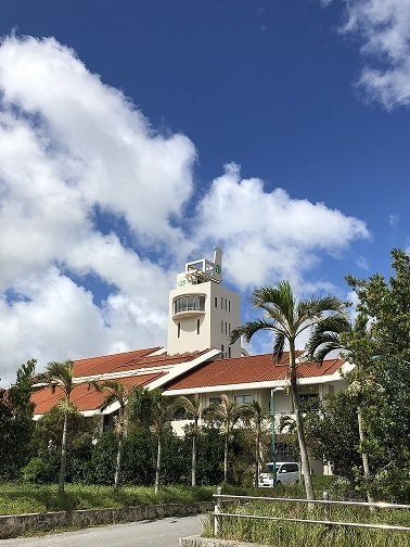 沖縄県宮古島市にあるコワーキングスペース 宮古島ICT交流センター