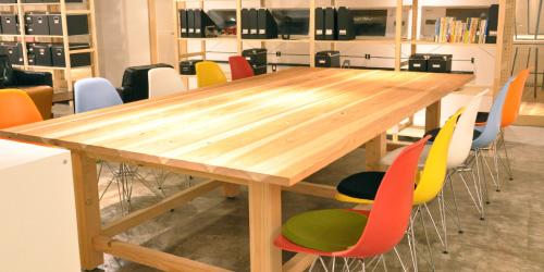 広島県福山市にあるコワーキングスペース Ha-Lappa Coworking Space(ハラッパ コワーキングスペース )