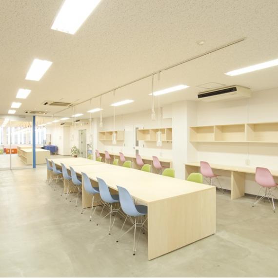 北海道札幌市中央区にあるコワーキングスペース ドリノキ