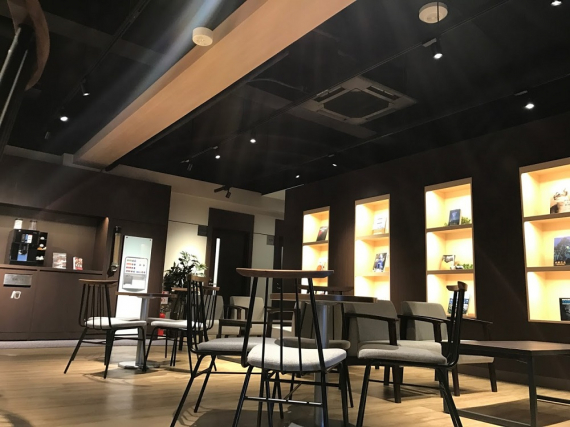 東京都新宿区にあるコワーキングスペース エムワイビジネスプラザ四谷