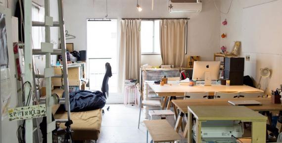 東京都中央区にあるコワーキングスペース sprinkle(スプリンクル)