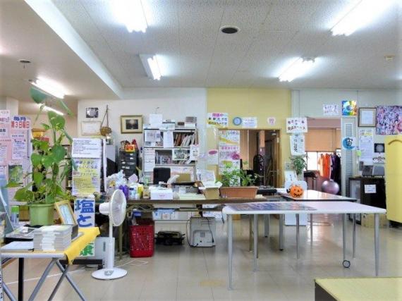 徳島県徳島市にあるコワーキングスペース イノベーションセンター徳島
