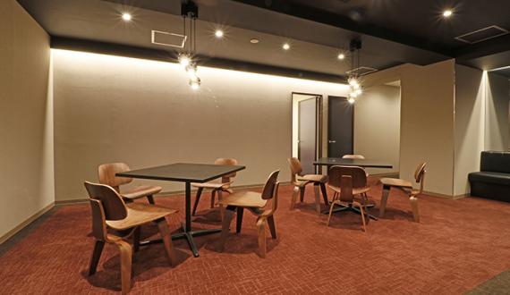 東京都港区にあるコワーキングスペース THE OFFICE 赤坂見附 アセットデザイン(ザ・オフィス)