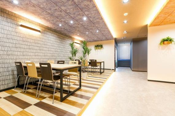 東京都台東区にあるコワーキングスペース 浅草橋オフィス