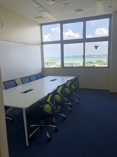 沖縄県宮古島市にある宮古島ICT交流センター