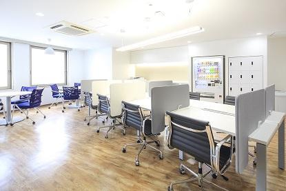 東京都港区にあるコワーキングスペース オープンオフィス大門駅前